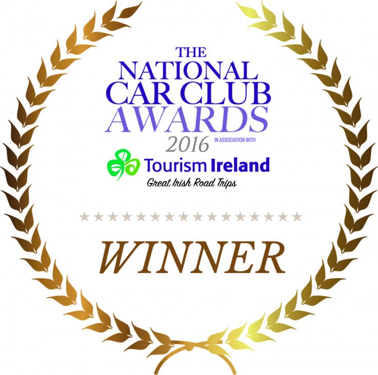 Bate Brand win at the National Car Club Awards!